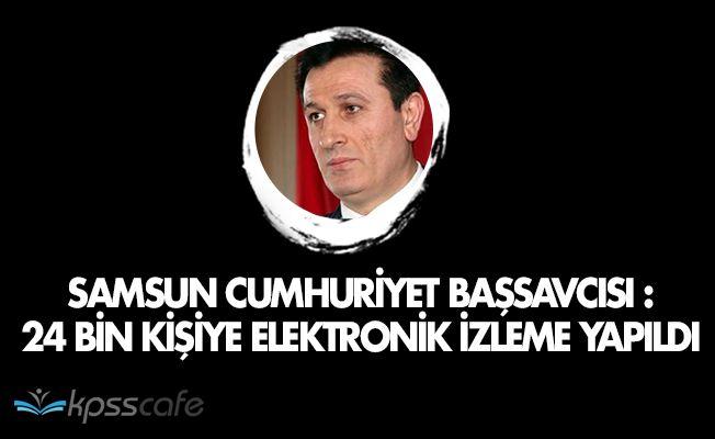 Türkiye' de 24 Bin Kişiye Elektronik İzleme Yapıldı