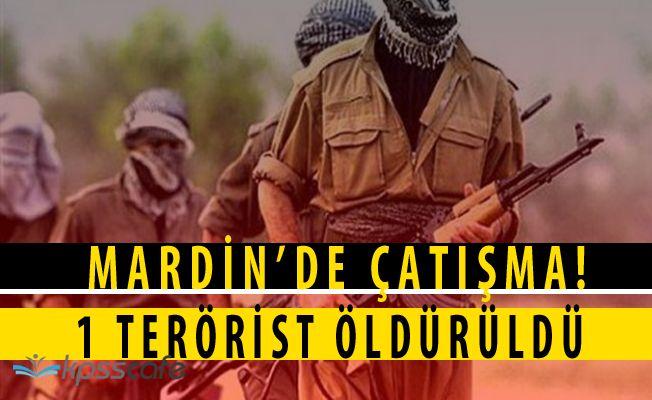 Mardin'de Çatışma Çıktı! Yaralılar Var