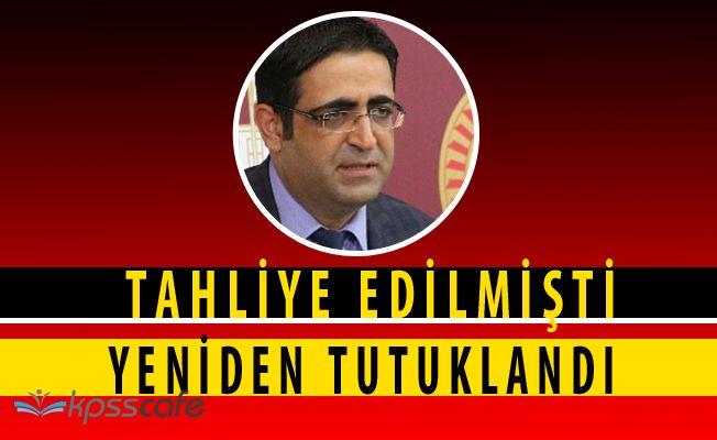 HDP Diyarbakır Milletvekili İdris Baluken Hakkında Flaş Gelişme! Yeniden Tutuklandı