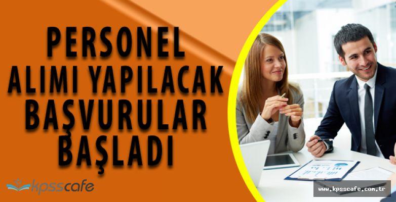 Eskişehir Büyükşehir Belediyesi'ne Lise Mezunu Personel Alımı Yapılacak
