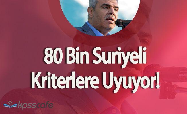 Türkiye'deki Suriyeliler Referandum Sonrası Vatandaşlığa Geçirilebilir