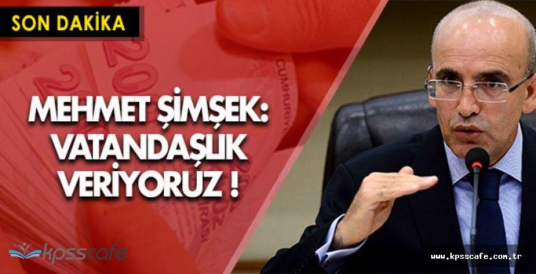 """Başbakan Yardımcısı Şimşek: """" Türkiye' deki getiri düzeyini başka yerde bulamazsınız. """""""