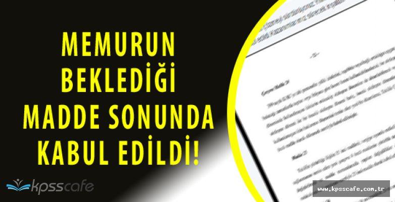 Ali Yalçın'dan Kamu Personeline Yıllık İzin Müjdesi!