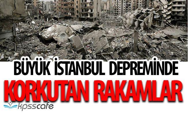 Beklenen İstanbul Depremi Hakkında Kritik Açıklama ''Karşımıza daha korkutucu rakamlar ve raporlar çıkıyor.''