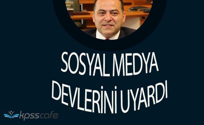 BTK Başkanı'ndan Sosyal Medya Devlerine Önemli Uyarı