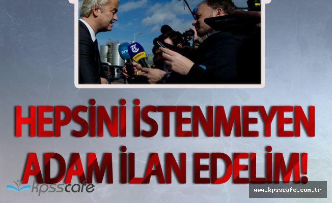 Hollandalı Irkçı Liderden Türkiye'ye Yönelik Şok Açıklamalar!