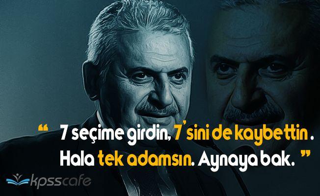 """Başbakandan Kılıçdaroğluna: """"Kardeşim, aynaya bak"""""""