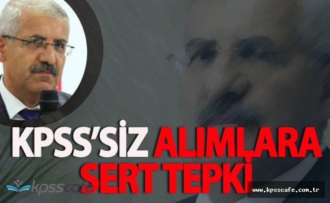 Fahrettin Yokuş 'KPSS Şartsız Memur Alımı ve Sözlü Mülakatlar' Hakkında Konuştu