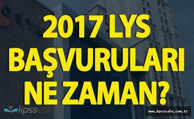 2017 YGS Sonuçları Açıklandı! LYS Başvuruları Başlıyor