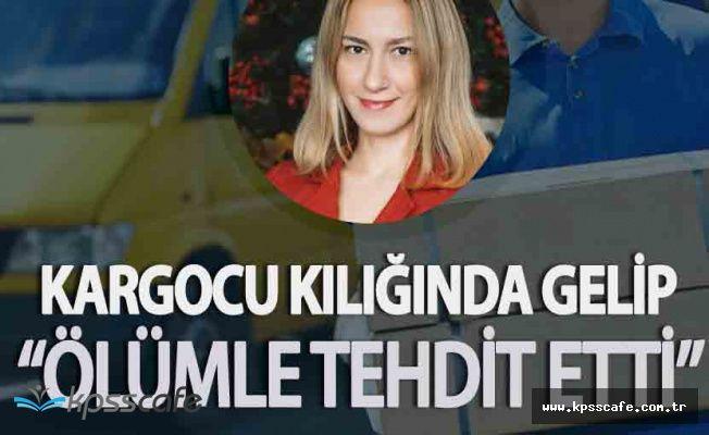 Hürriyet Yazarına Kargocu Kılığında Saldırdı 'Serbest Bırakıldı'