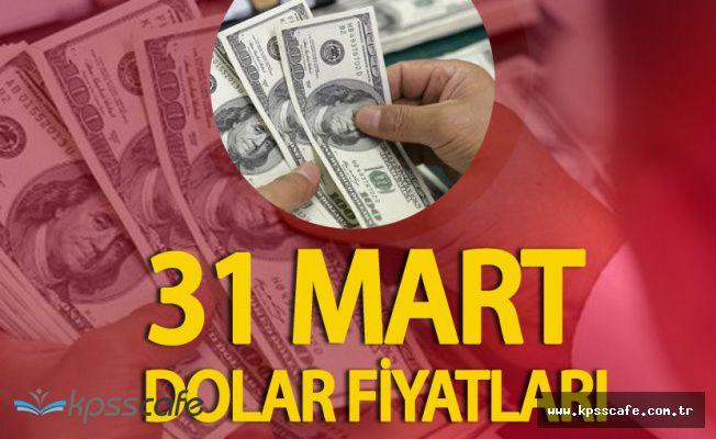 31 Mart Döviz Açılış Fiyatları (Dolar Güne Nasıl Başladı?)