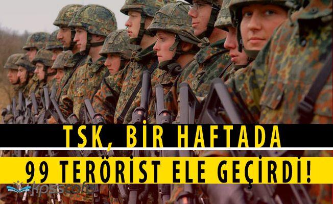 TSK'dan Kritik Terör Açıklaması! ''Türk Silahlı Kuvvetleri, yüce Türk Milletinin emrinde...''