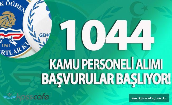 KYK 1044 Sözleşmeli Personel Alacak! Başvuru Şartları Belli Oldu (KPSS Şartı Var)