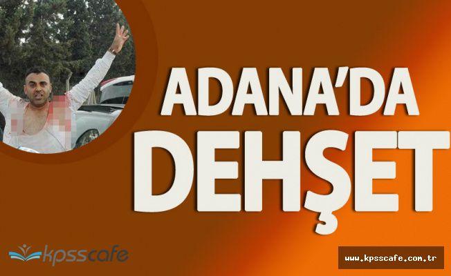 Adana'da Alkollü Saldırganlar Dehşet Saçtı
