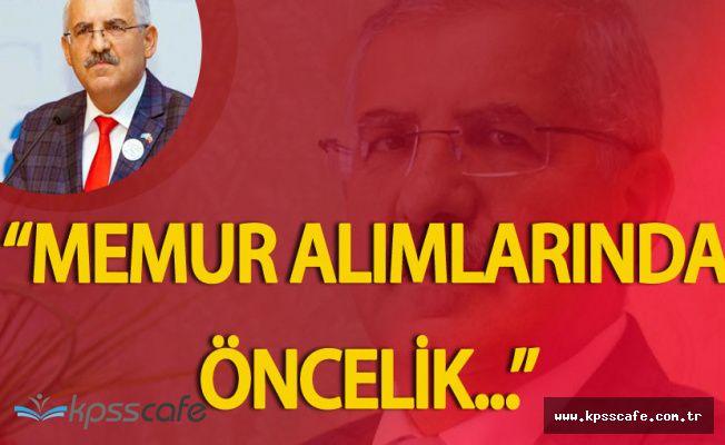 Türk Büro Sen Genel Başkanı Fahrettin Yokuş'tan Memur Alımları ile İlgili Çok Önemli Açıklamalar
