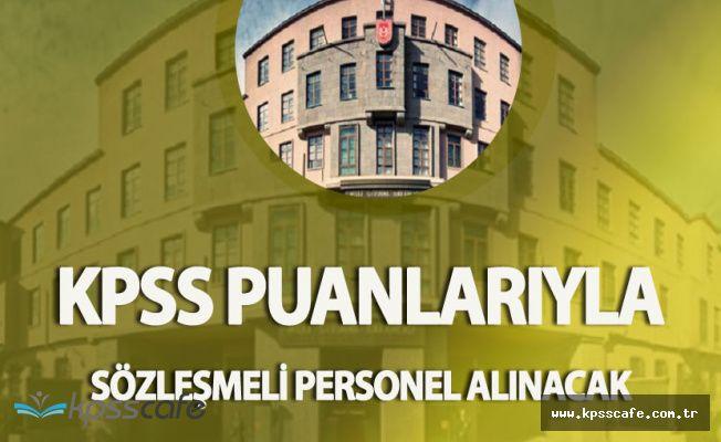 MSB Sözleşmeli Personel Alım İlanı Yayımlandı ! (KPSS Şartı Var)