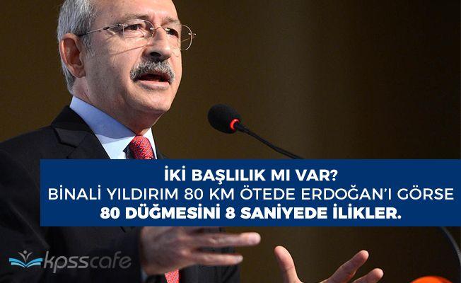 """CHP Lideri Kemal Kılıçdaroğlu: """"Acele işe şeytan karışır"""""""