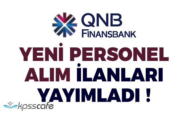 Finansbank Yeni Personel Alım İlanı Yayımladı! Başvurular ve Detaylar