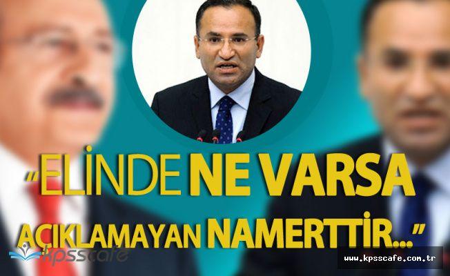 'AK Parti'de 120 Bylock'cu Var' İddialarına Bozdağ'dan Yanıt