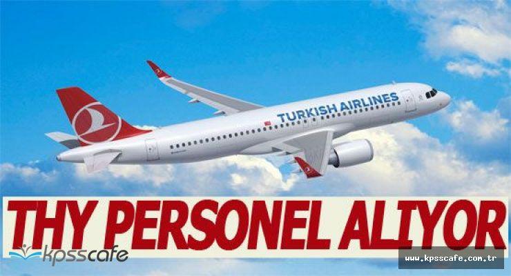 Türk Hava Yolları Bir İlan Daha Yayımladı! 50 Personel Daha Alacak / Başvuru Ekranı