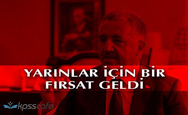 """Ulaştırma Bakanı Arslan: """"Yarınların daha iyi olabilmesi için bir fırsat geldi"""""""