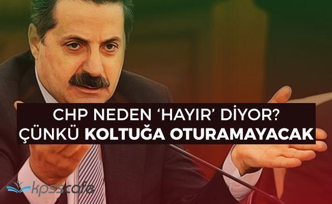 """Gıda Bakanı: """"CHP koltukta oturamayacağı için 'Hayır' diyor"""""""