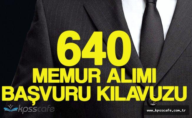 KGM'ye KPSS Puanlarıyla 640 Memur Alınacak ( Süreç Sona Eriyor)