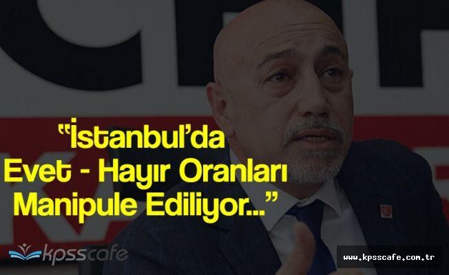 CHP Genel Başkan Yardımcısından Flaş Açıklama! 'Sandıkları Sakın Terk Etmeyin'