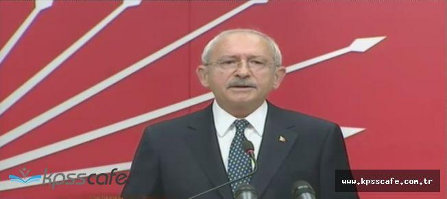 Kemal Kılıçdaroğlu Açıklama Yapıyor ''Eşit Olmayan koşullarda Bir Referandum gerçekleştirdik''