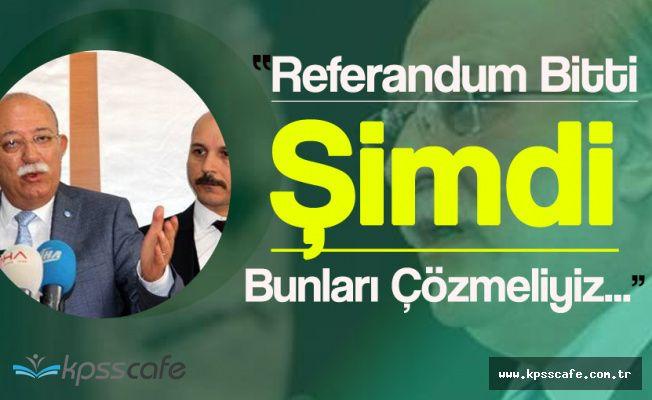 Türkiye Kamu-Sen'den İşsizlik, Memur Atamaları ve Taşeron Açıklaması!