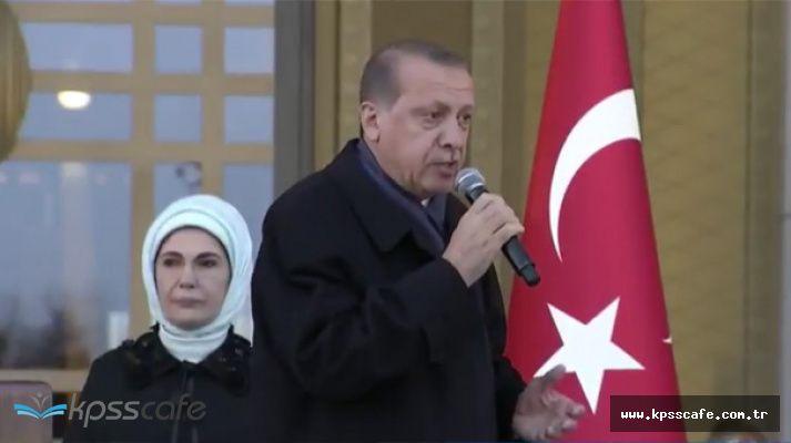 Cumhurbaşkanı'ndan Halka Sesleniş! Erdoğan'dan Referanduma Dair Sert Sözler