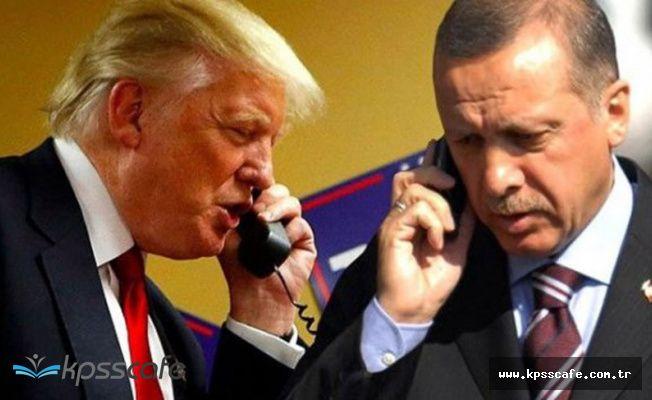 Trump'ın Erdoğan'a Tebrik Telefonu Hakkında Beyaz Saray Açıklaması; ''sonuçlarının onaylanması anlamına gelmiyor.''