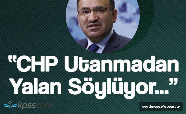 Adalet Bakanı Bozdağ'dan Kemal Kılıçdaroğluna Çağrı