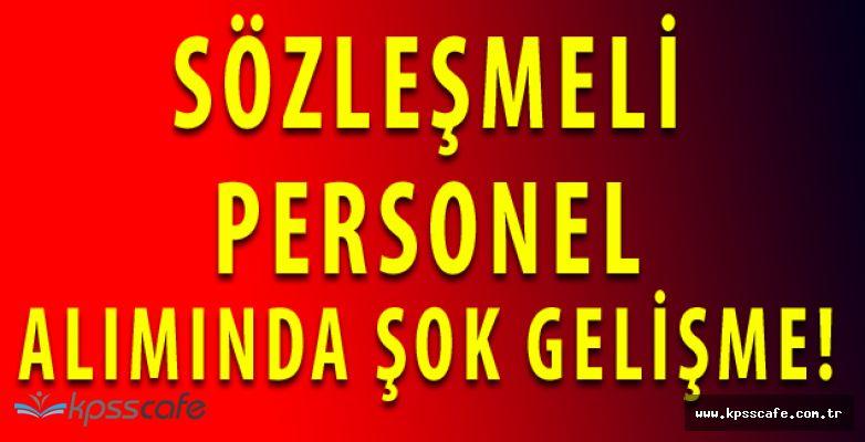 Mersin Üniversitesi 81 Sözleşmeli Personel Alımında Flaş Karar!