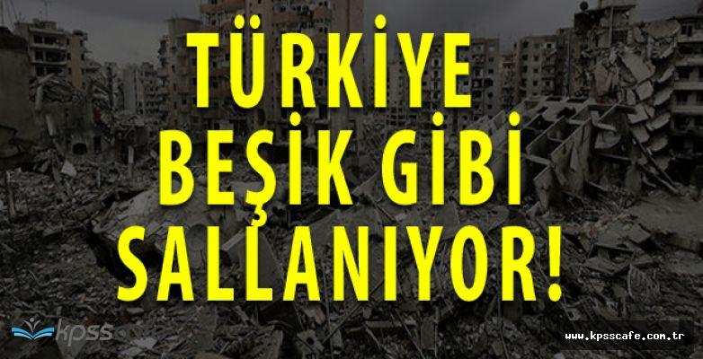 Ege'yi Sallayan Depremlere Dair Kritik Açıklama!