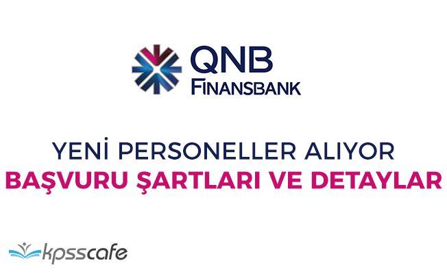 Finansbank Yeni Personeller Almaya Hazırlanıyor! Online Başvuru