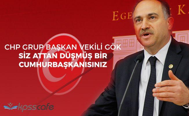 """CHP Grup Başkan Vekili: """"YSK seçimleri katletmiştir"""""""