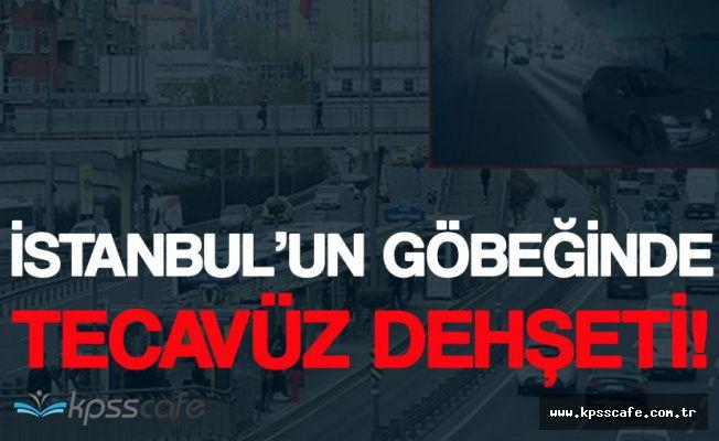 İstanbul'un Göbeğinde Alt Geçitte Tecavüz Dehşeti!