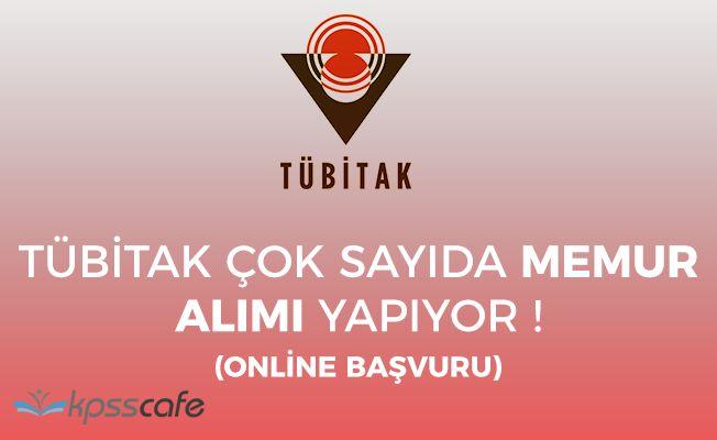 TÜBİTAK Ankara'da Görev Yapacak Memur Alımı Gerçekleştiriyor! Online Başvuru İmkanı