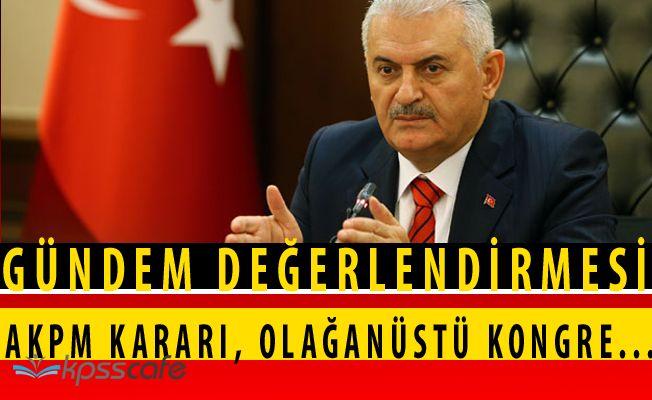 Başbakan Yıldırım Gündem Değerlendirmesinde Bulundu ''Avrupa'da İslamofobi, Türkiye karşıtlığı...''