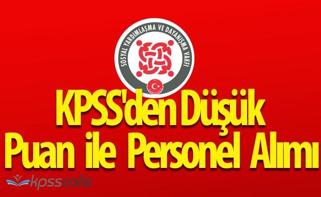 Altınözü SYDV KPSS'den Düşük Puan ile Personel Alımları Yapmaya Karar Verdi!
