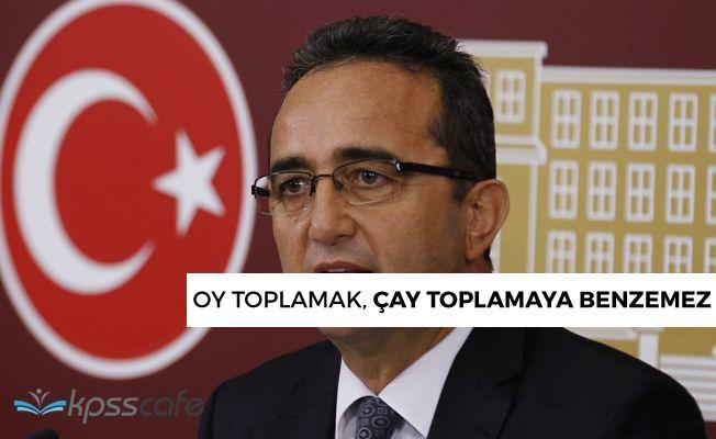 CHP YSK Kararına Tepki Gösterdi! Oy Toplamak Çay Toplamaya Benzemez