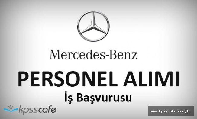Mercedes Personel Alım İlanı Başvuruları Tüm Hızı ile Sürüyor!