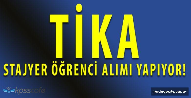 Türk İşbirliği ve Koordinasyon Ajansı Başkanlığı Öğrencilere Seslendi! Stajyer Öğrenci Alımı Yapılacak