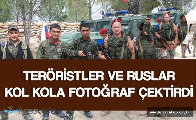 Son Dakika: Ruslar ve Bölücü Teröristler Kol Kola