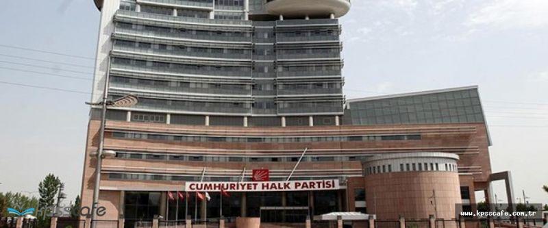 CHP'nin Kritik Kongre Kararı Açıklandı!