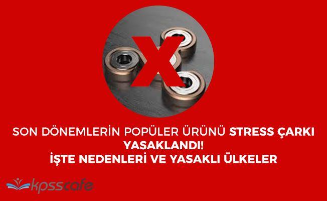 Son Dönemlerin Popüler Ürünü Stress Çarkı Birçok Ülkede Yasaklandı! İşte Sebebi