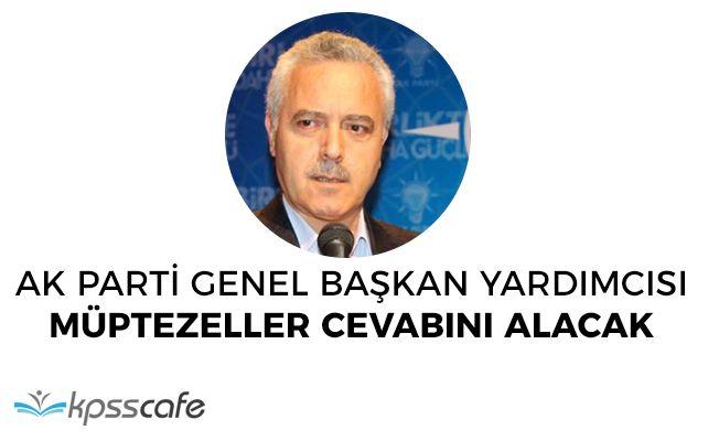 """AK Parti: """"Müptezeller cevabını alacak"""""""