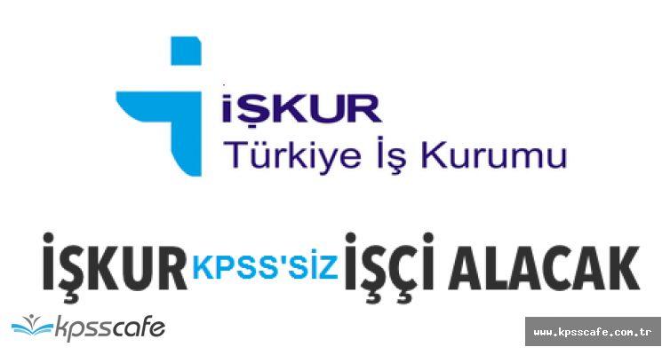 Felahiye Kayapınar Sulama Birliği KPSS ŞARTSIZ İşçi Alım İlanı Yayımladı