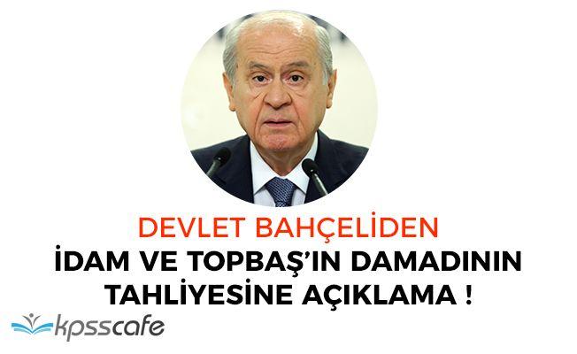 """Devlet Bahçeli: """"Vatan hainlerine ceza ise ceza, idam ise idam"""""""
